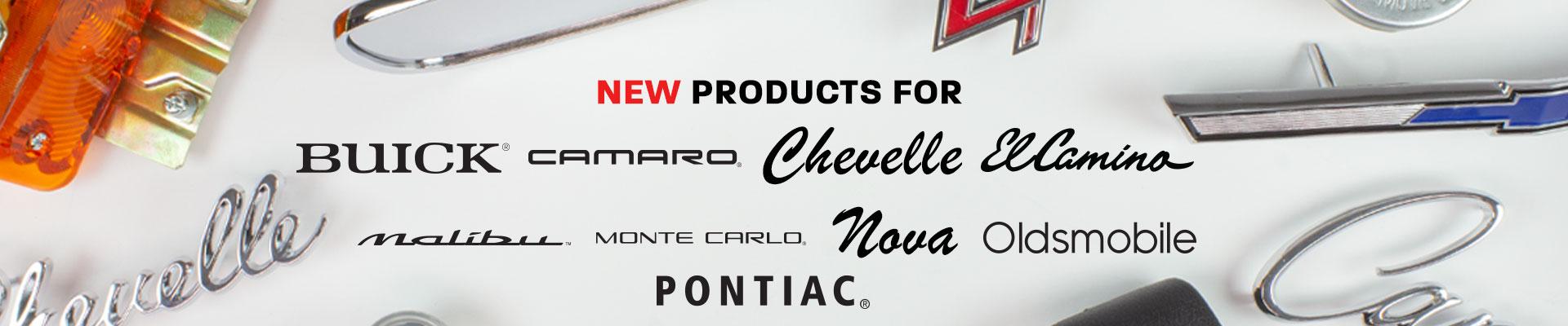 Chevelle Parts  Chevy Chevelle SS Restoration Parts