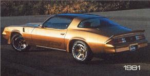 2 1981 Cam