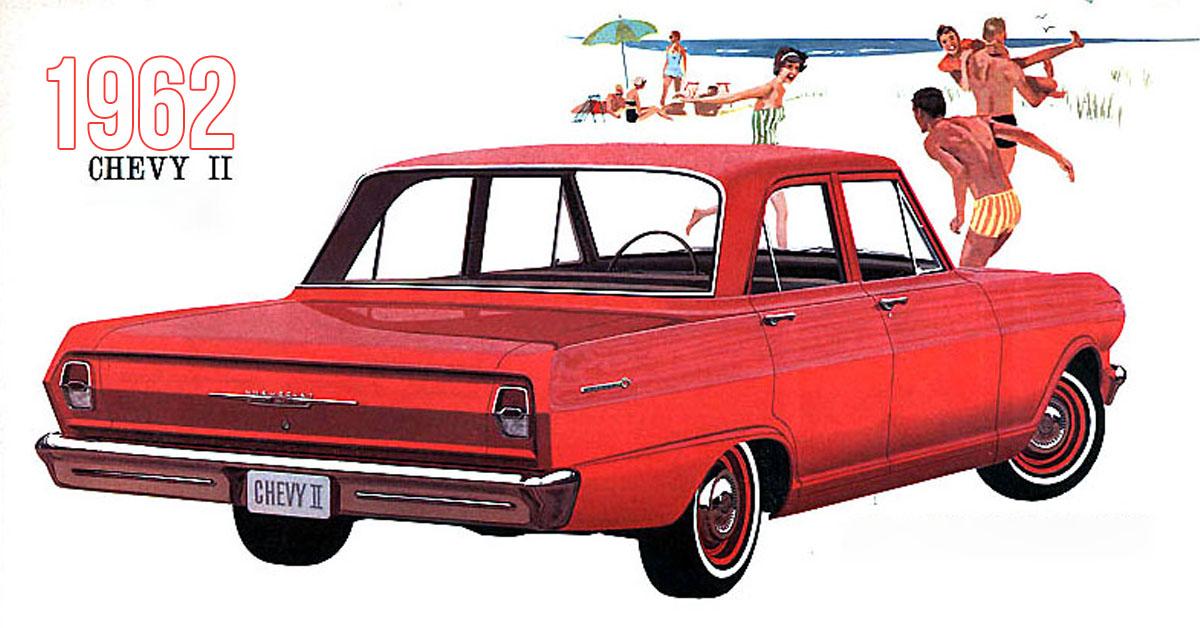 1962 Nova Parts and Restoration Information