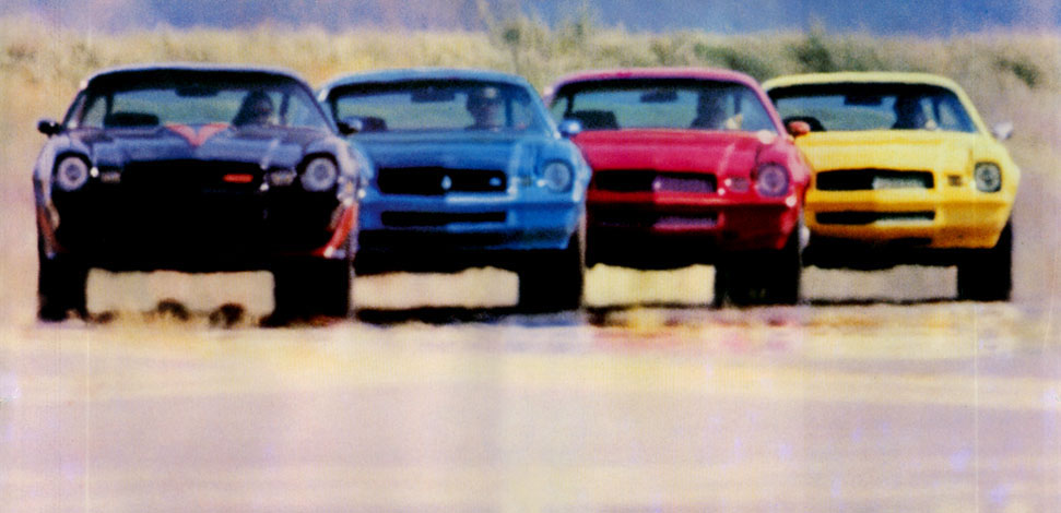 1980 Camaro Parts and Restoration Information on