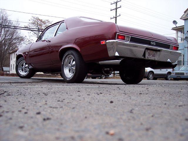 1968 Nova