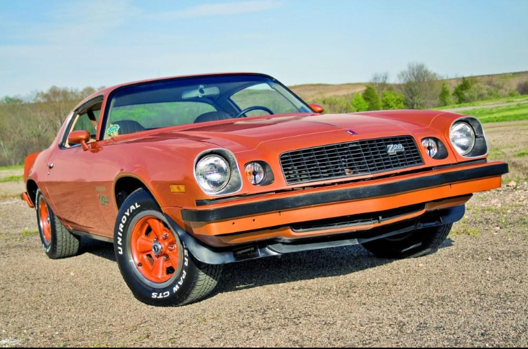 1977 Camaro Parts and Restoration Information