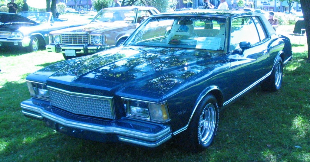 1978 Monte Carlo Parts and Restoration Specifications