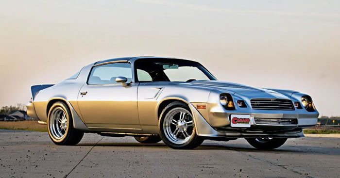1980 camaro parts and restoration information