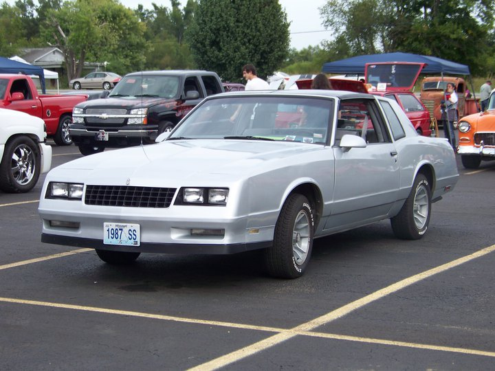 1987 Monte Carlo Parts And Restoration Specifications
