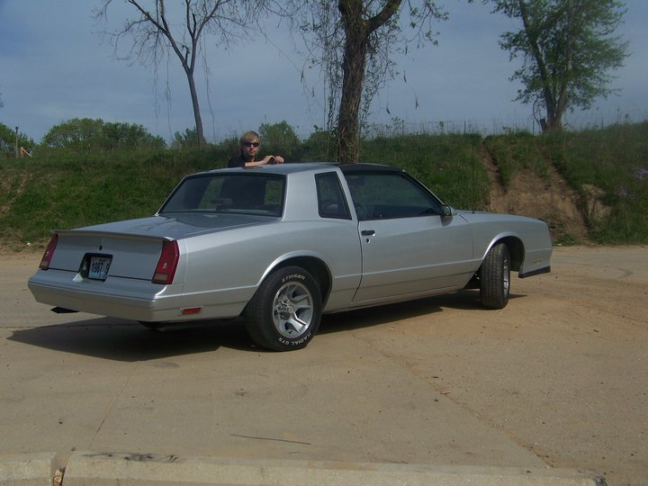 1988 Monte Carlo Parts And Restoration Specifications