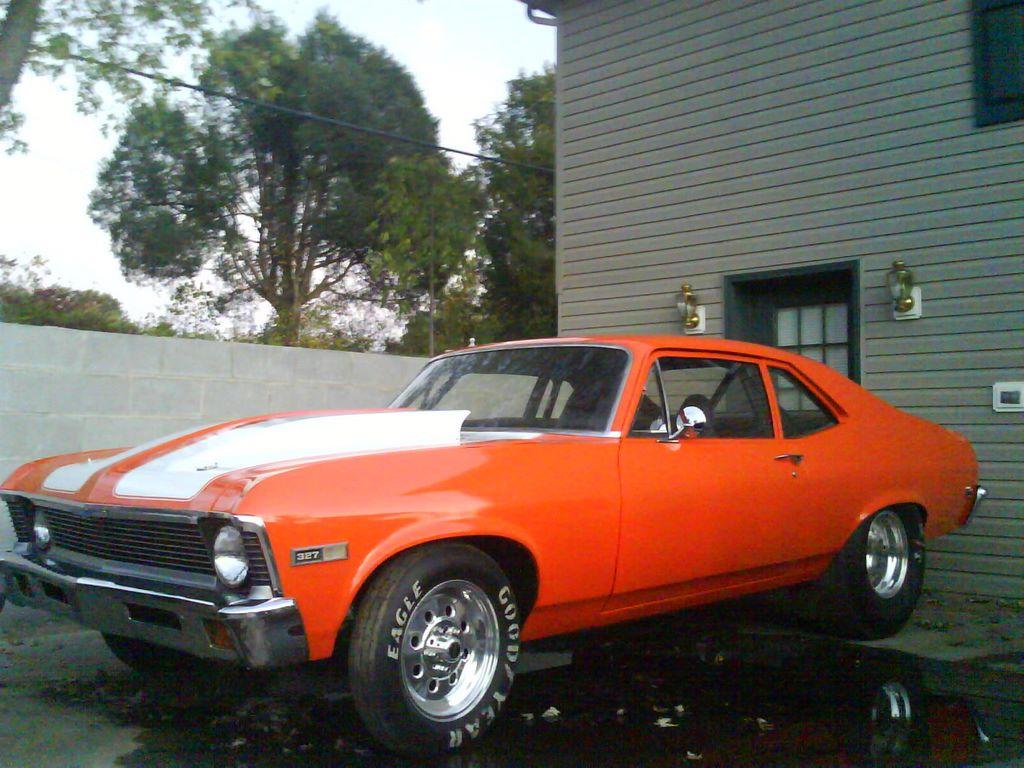 travis's 1969 nova