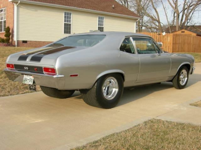 1970 Nova Super Sport