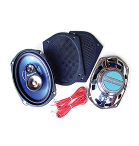 rear 6x9 speakers