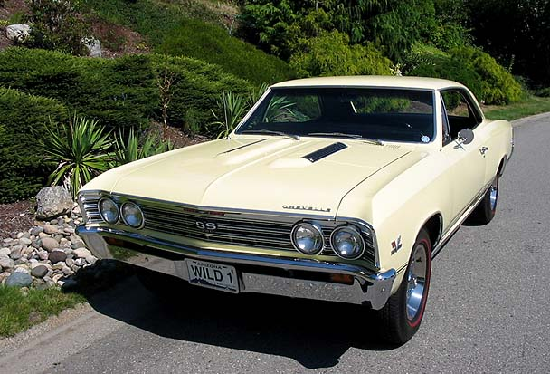 1967 Chevelle Parts and Restoration Information