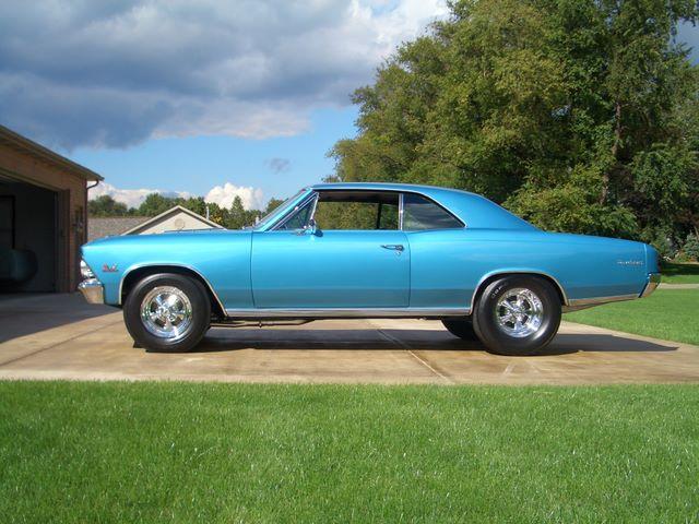 Chevelle Ss >> Brent's 1966 Chevelle Malibu