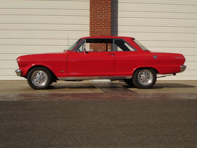 1963 Chevy Nova Sport Coupe