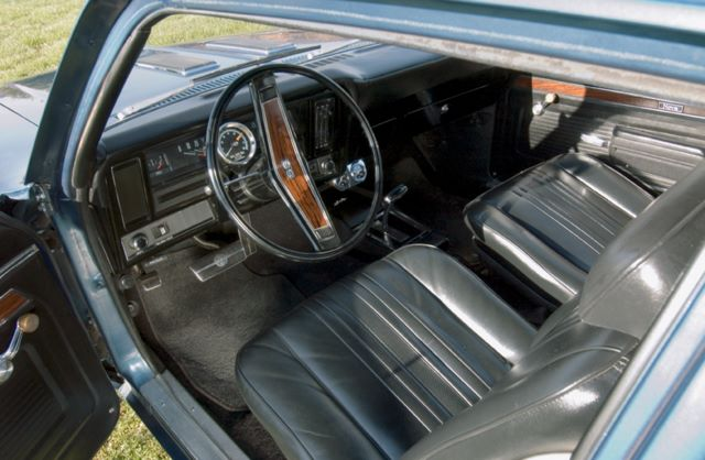 1970 Nova Super Sport L78