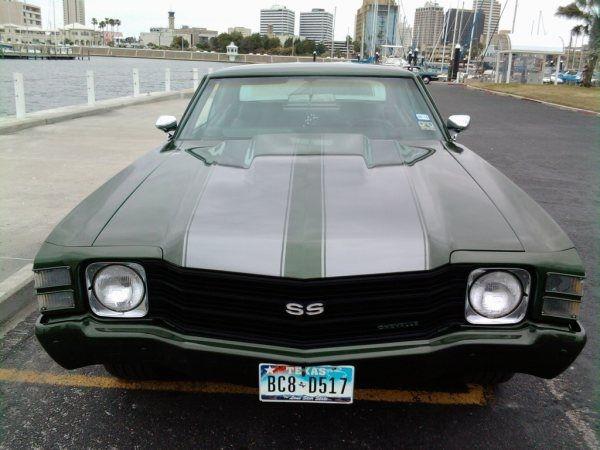 1971 Chevelle Super Sport