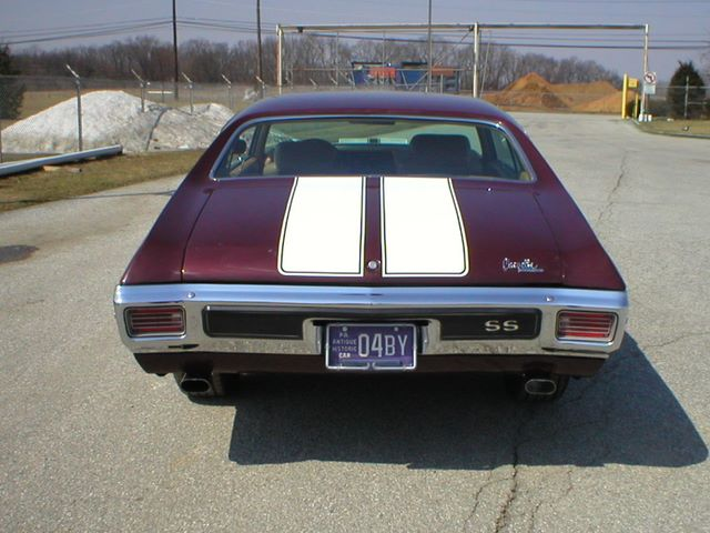 1970 Chevelle Malibu