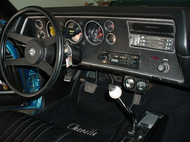 1972 Chevelle SS454 LS5