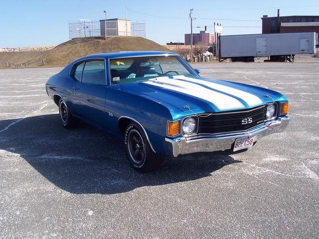 marks 1972 chevelle