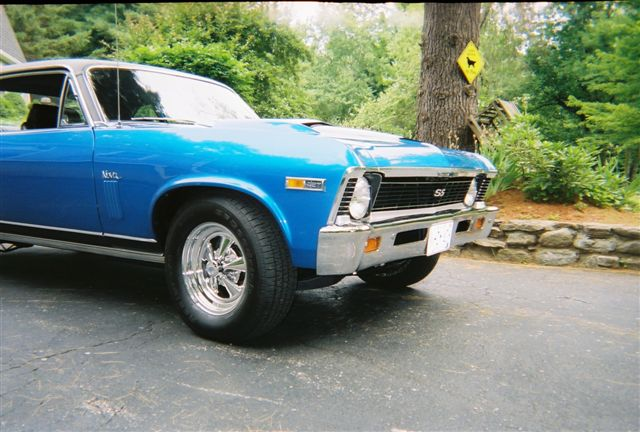 1969 Nova SS396 L78