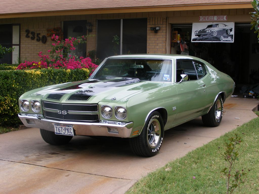 rauls 1970 chevelle