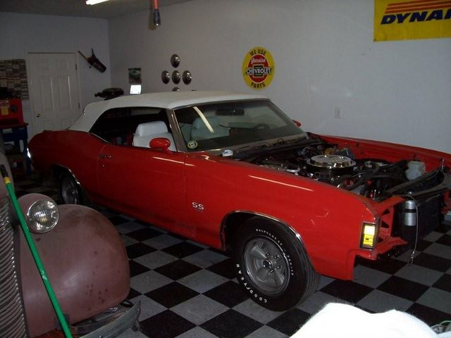 1972 Chevelle Super Sport Convertible