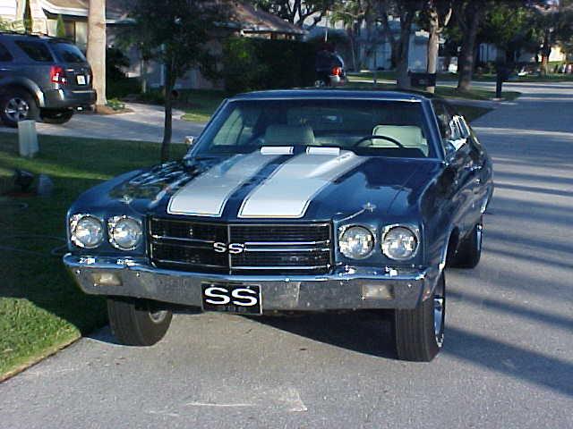 steve d's 1970 chevelle