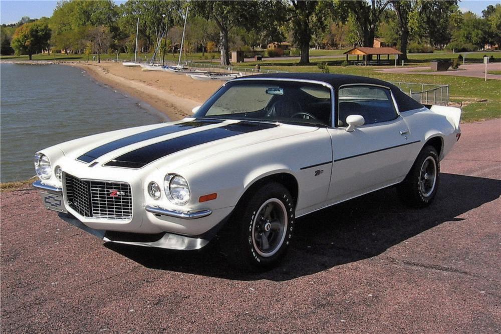 1973 Camaro Parts And Restoration Information