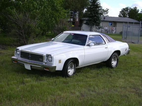 1976 Chevelle Malibu Parts And Restoration Information