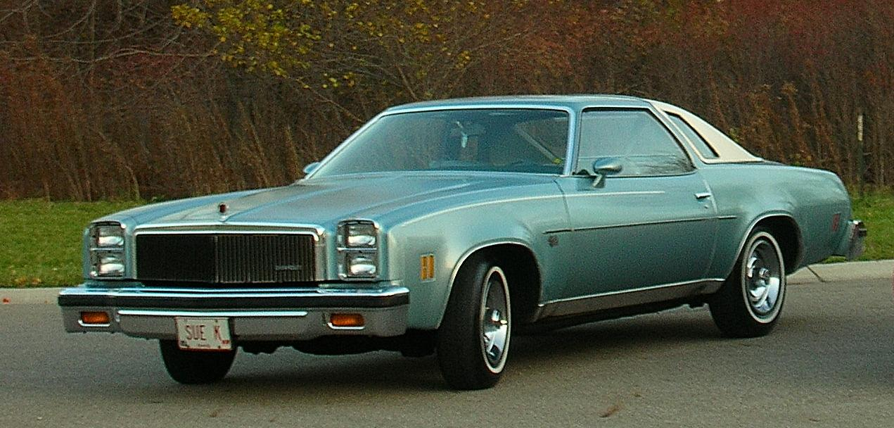1977 Chevelle Malibu Parts And Restoration Information