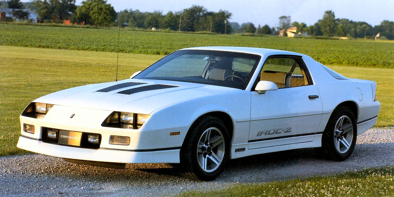 1985 Camaro Parts And Restoration Information
