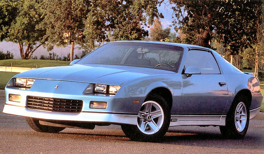 1988 Camaro Parts and Restoration Specifications