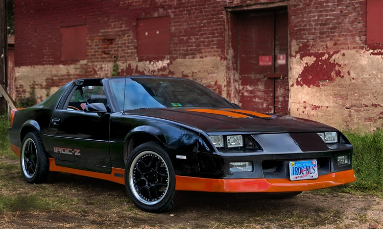 1989 Camaro Parts And Restoration Information