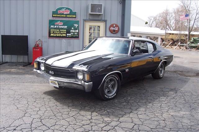 arturos 1972 chevelle