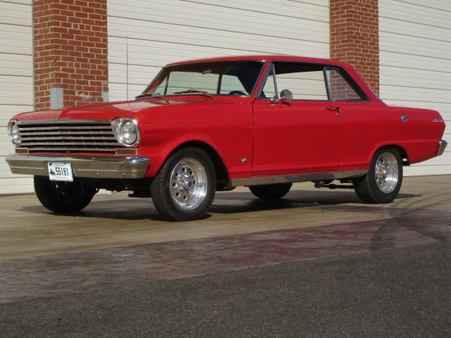 scot's 1963 nova sport coupe