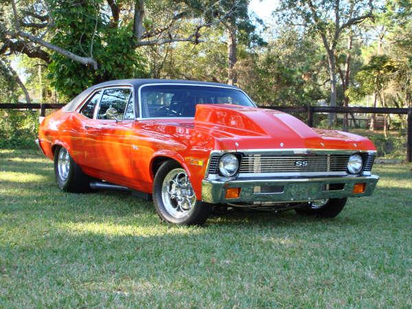 arthur's 1971 nova