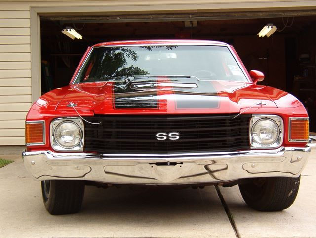 1972 Chevelle SS454 LS5
