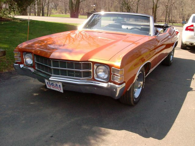 johns 1971 chevelle