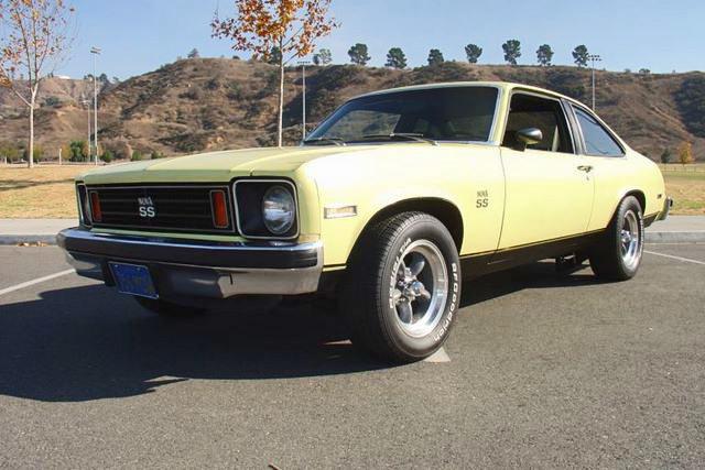 richard's 1975 nova