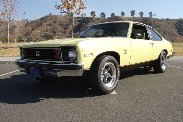 1975 Nova Super Sport