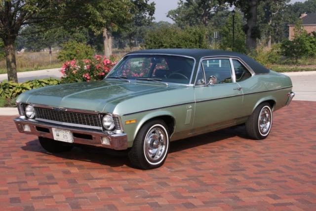 don's 1970 nova