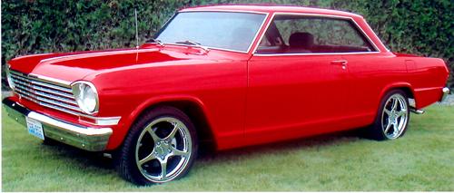 wendalls 1963 nova