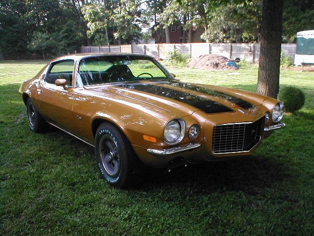 jons 1970 camaro