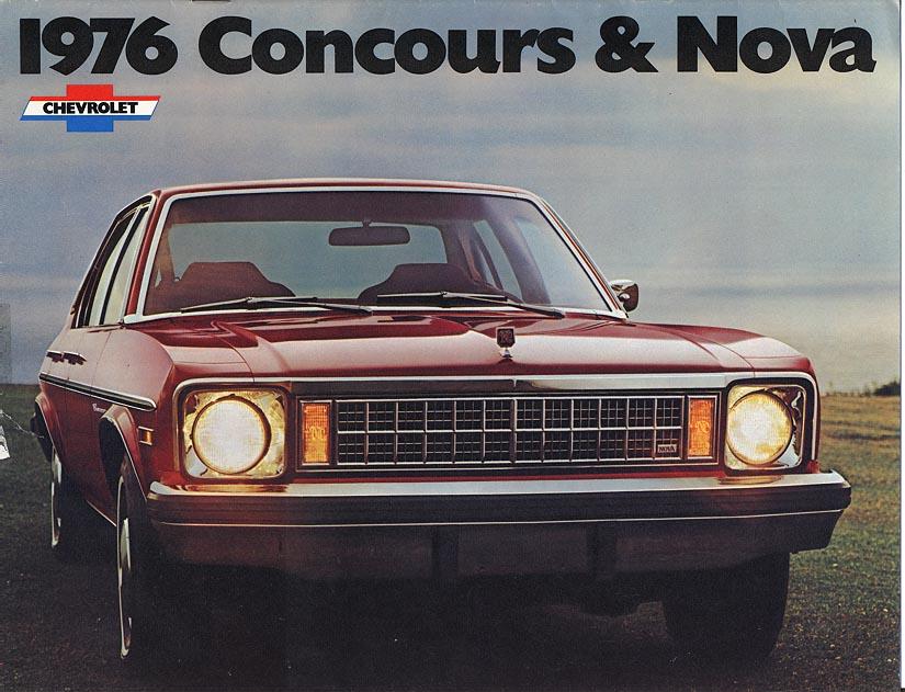1976 Nova