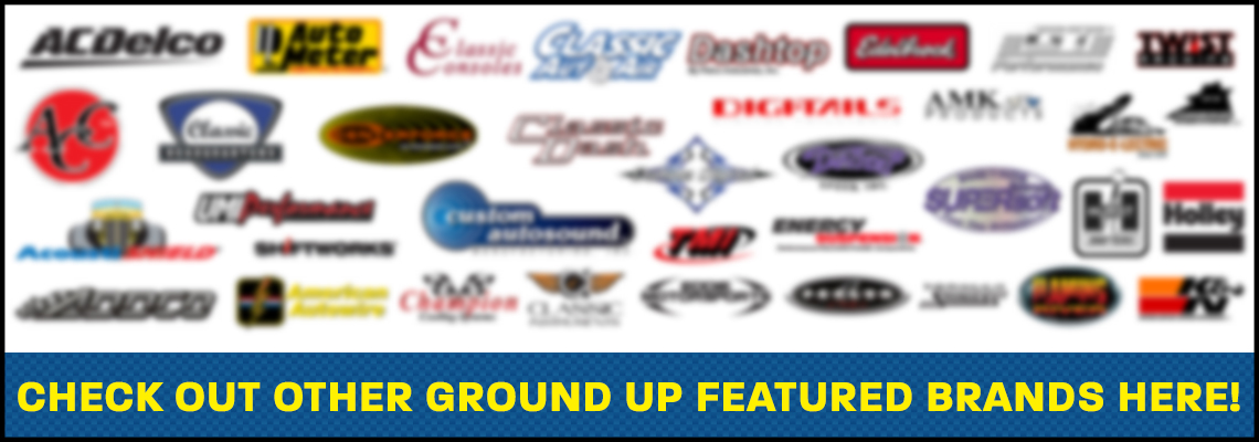 Check out other brands that Ground Up has featured
