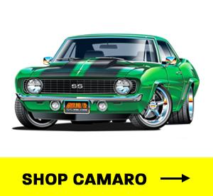 Shop Camaro