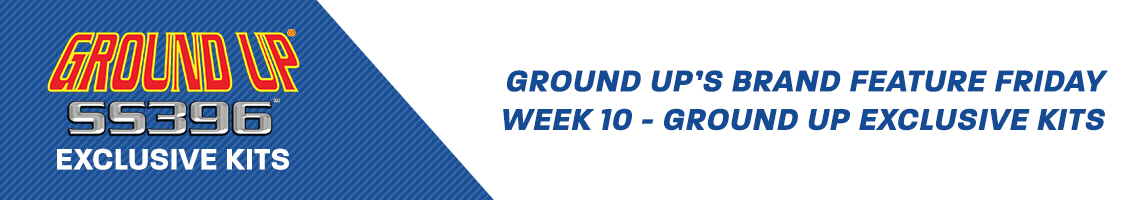 Ground Up's Brand Feature Friday - Ground Up Exclusive Kits