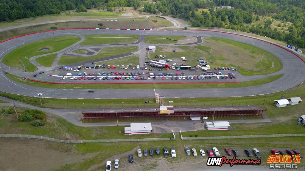 UMI Performance Race Track On Race Day
