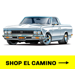 Shop El Camino winterizing kits.