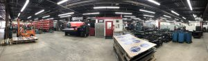 UMI Performance Manufacturing Plant