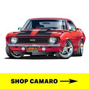 Shop Camaro Parts