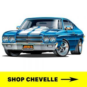 Shop Chevelle Parts